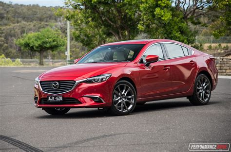 mazda mazda6 2017 mazda6 atenza review performancedrive