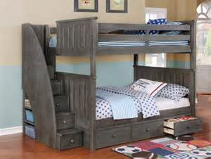 bunk beds with staircase our bunk beds kidzbedz