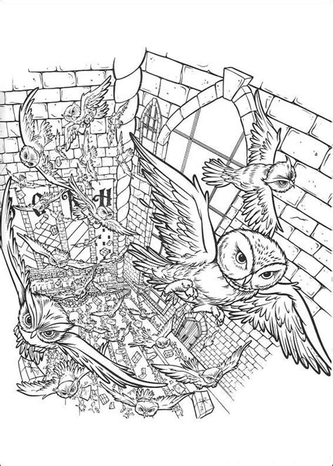 harry potter knight bus coloring pages 31 best coloring pages harry potter images on pinterest