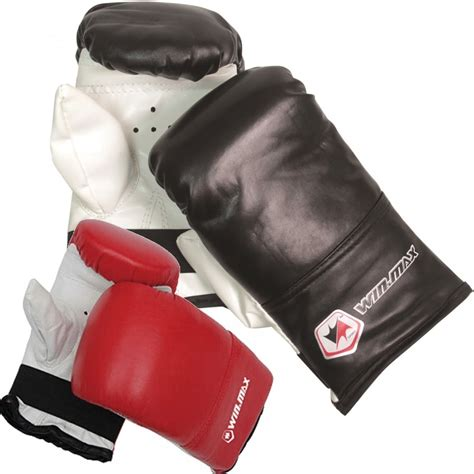 Boxing Equipment Win Max 6 8 oz boxing gloves grappling mitts mma gloves
