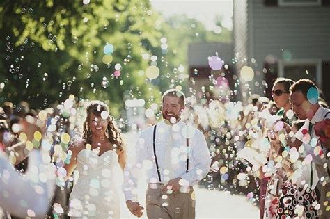 10 traditional unique and visually stunning ceremony exit processional ideas envy events