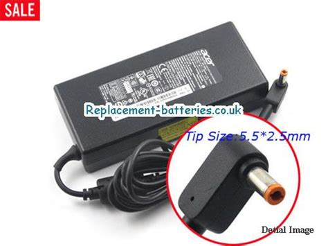 uk genuine acer adp 135kb t laptop ac adapter low price adp 135kb t ac adapter