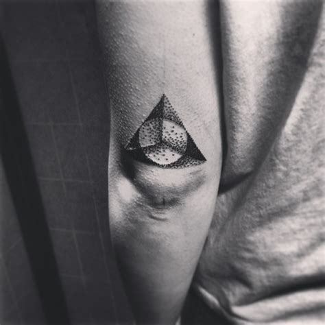 hipster triangle tattoo best tattoo design ideas