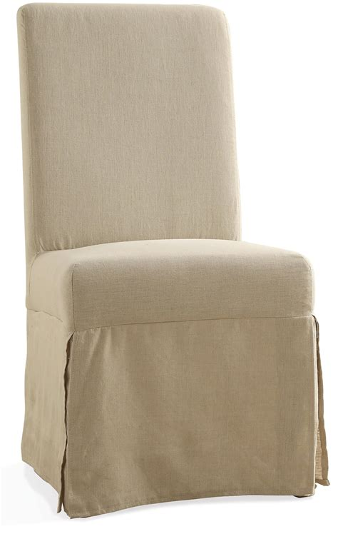 riverside recliner slipcover parson s chair by riverside furniture wolf and