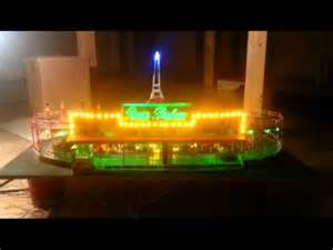 beleuchtung modelleisenbahn modelleisenbahn m 228 rklin h0 faller kirmes dakar mit
