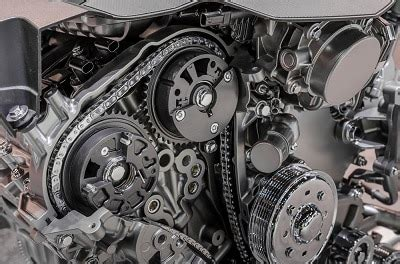 timing chain jumped symptoms      land  auto guys