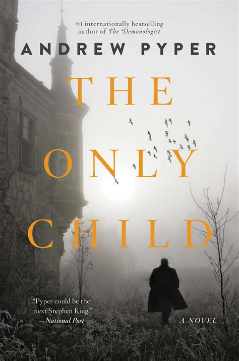 only child a novel books the only child book by andrew pyper official publisher