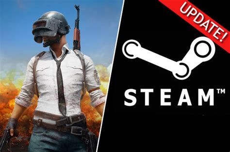 pubg update  steam patch notes revealed  huge