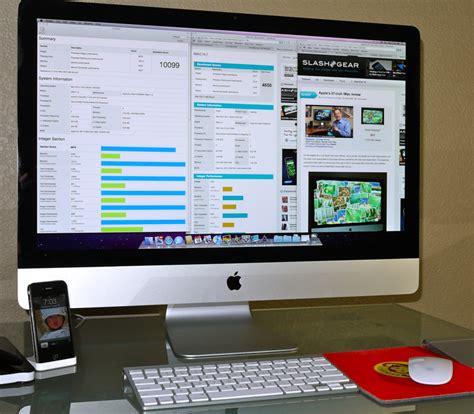 Mac I7 imac i7 review mid 2010 slashgear