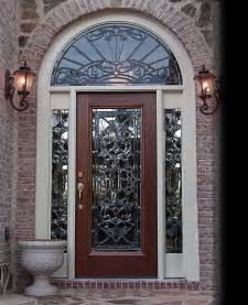 Glass Front Doors For Homes Home Entrance Door Wood Exterior Doors With Glass