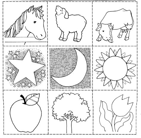 nursery coloring pages lds mormon share nursery game nursery games nursery and