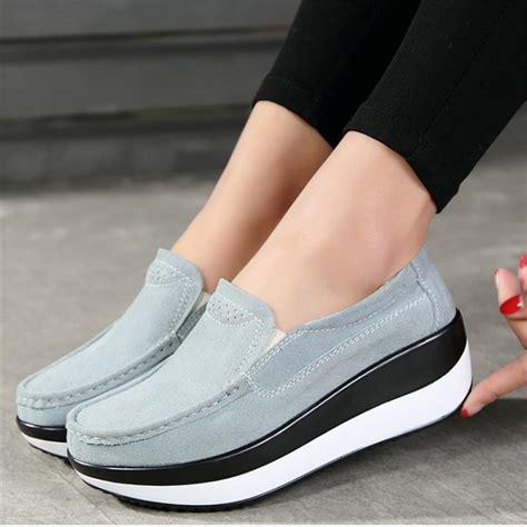 Flatshoes Emory Import 7 aliexpress buy flats platform 2018 summer fashion loafers moccasins