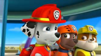 paw patrol rescue racer marshall fire truck