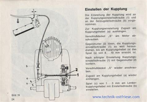 Sachs Motor Vergaser Einstellen by Hercules G3 Betriebsanleitung
