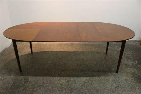 Finn Juhl Dining Table Dining Table By Finn Juhl For Baker At 1stdibs