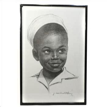 biography susan alexander jamaican artist signed and framed original j macdonald henry artwork