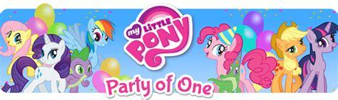 Set Pony Rok Bordir my pony of one playdate digital