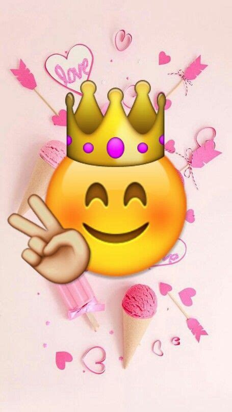 pin  gaby cruz  emoji wallpaper fondos  iphone