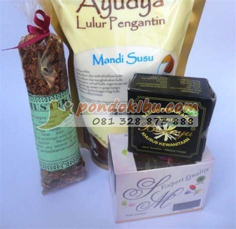Mustika Tumbuh Karang paket herbal pra nikah produk promo