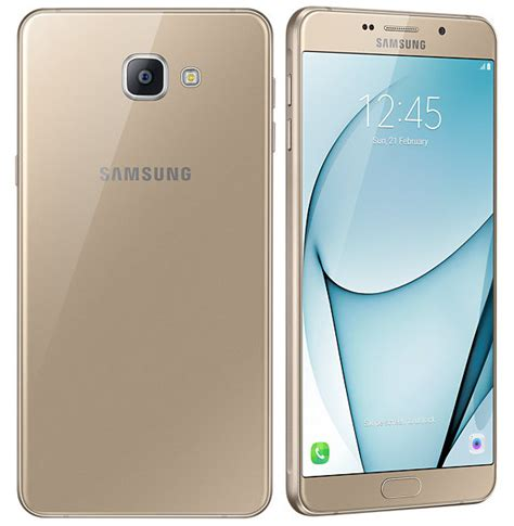 Hp Samsung A9 Pro Samsung Galaxy A9 Pro Launched Launches Used