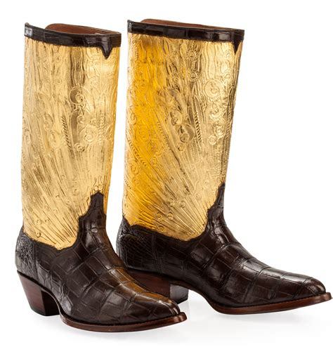 Handcrafted Work Boots - the western design conference in jackson set to