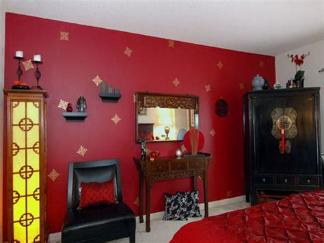 bloombety bedroom red wall paint design ideas bedroom