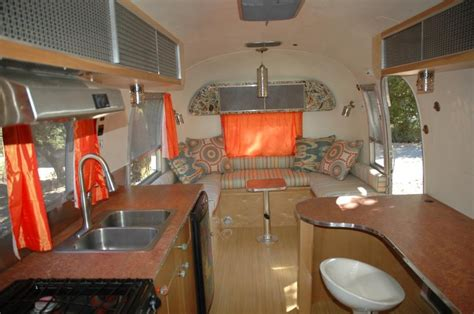 Remodeled Airstream Interiors by Quot Airmor Quot Was Designed For A Corporate Bohemian Lifestyle