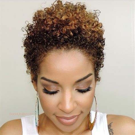 short twa hair cuts natural hair curls tapered twa hair twa pinterest
