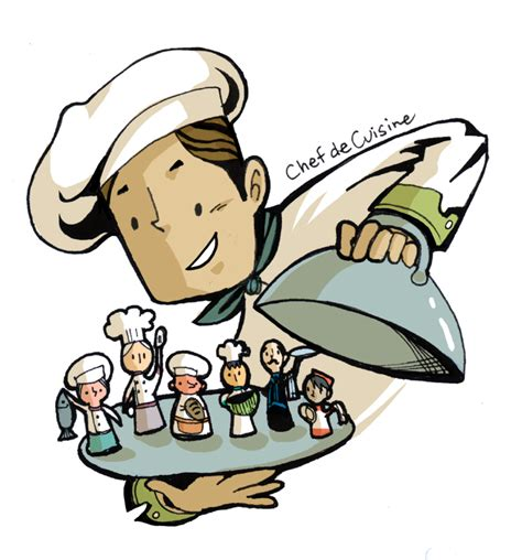 chef de cuisine chef de cuisine by earthwindfire on deviantart
