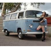 Sell Used 1971 VW Bus Transporter Bay Window Van Type 2