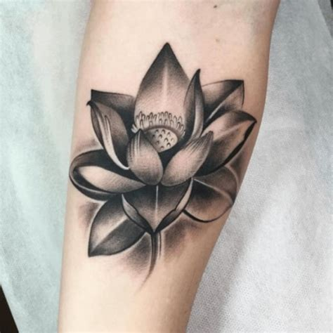 101 lotus flower tattoo ideas to get your excited 101 beautiful floral tattoos designs that will blow your mind