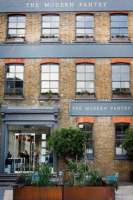 london restaurants open air dining options  images