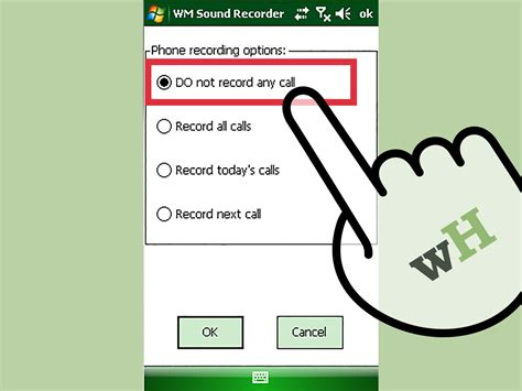 Mobile Records How To Record A Mobile Call Windows Mobile Sound