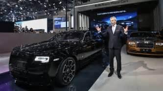 Rolls Royce Market New 10 Percent Tax On Luxury Cars