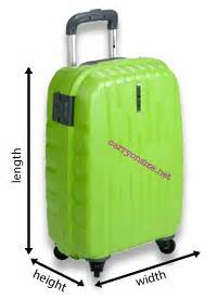 United Airlines Carry On Size by American Airlines Carry On Size Carry On Luggage Size