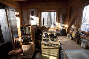 View inside of ian anderson s tiny house kitchen steven king