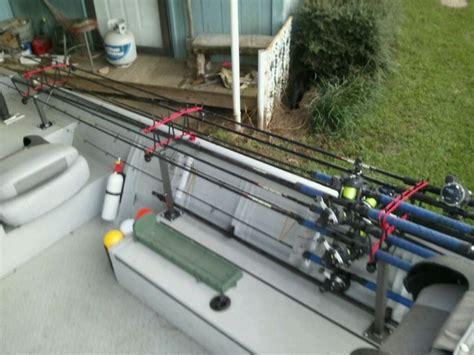 bass boat rod tubes prentresultaat vir rod holders for boats rod holders for