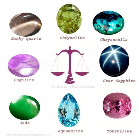 new 277 libra birthstone birth stones