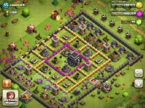 Layouts clash of clans wiki