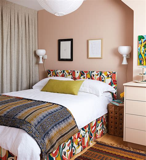 color pattern for bedroom see how color pattern bring a design editor s bedroom to