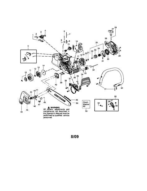Craftsman 18in 40 Cc Model 358 351810 Oil Pump
