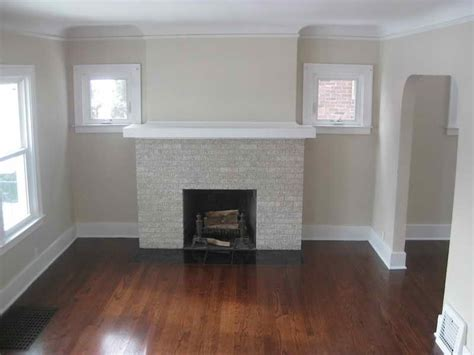 Tips For Painting Brick Fireplace by Planning Ideas Painting Brick Fireplace Ideas