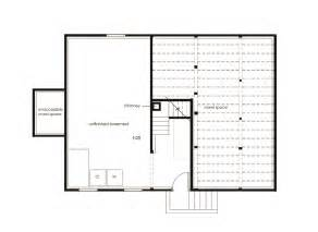 floor plans for basements basement before 112710
