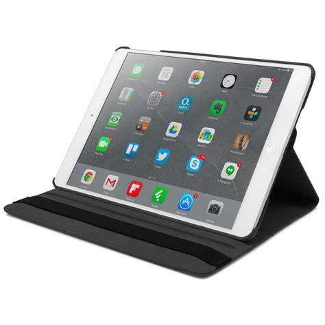 ipad air funda funda 360 ipad air negro funda de tablet