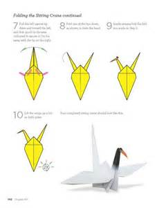 Step By Step Crane Origami - how to design your own origami paper quarto creates