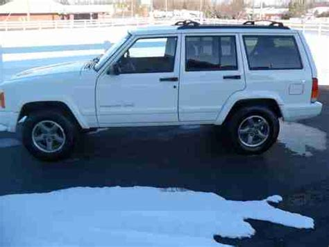 old car manuals online 1999 jeep cherokee transmission control buy used 1999 jeep cherokee classic sport utility 4 door 4 0 4x4 126k miles super clean in