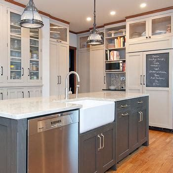 two tone shaker kitchen cabinets two tone kitchen cabinets vintage kitchen jillian harris