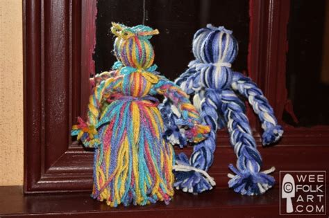 wee folk knit doll yarn dolls 187 wee folk