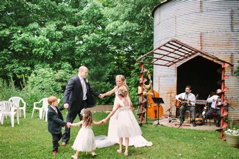 door county, wis. woodwalk gallery barn wedding