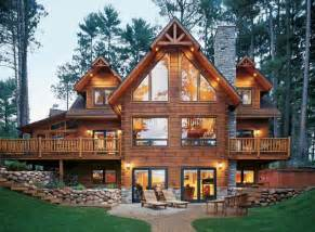 log home style design
